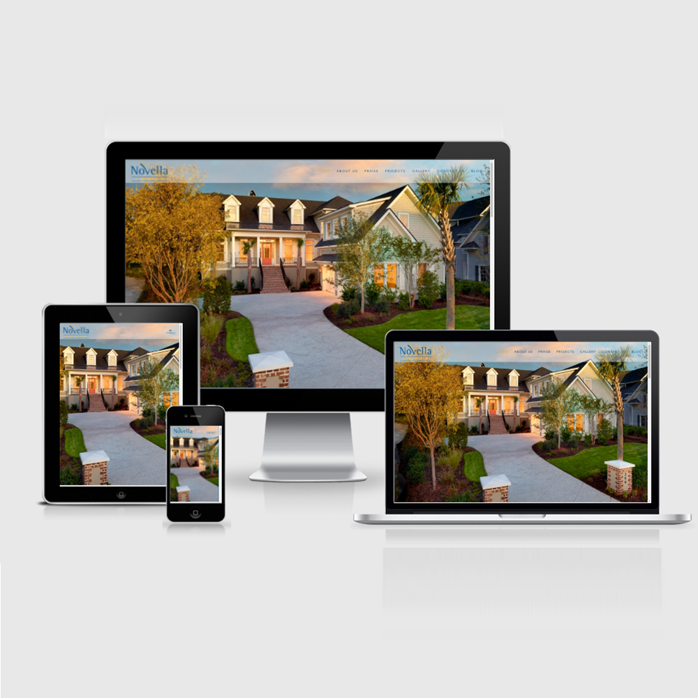 Novella Homes Spellbit Web Development And Seo Company