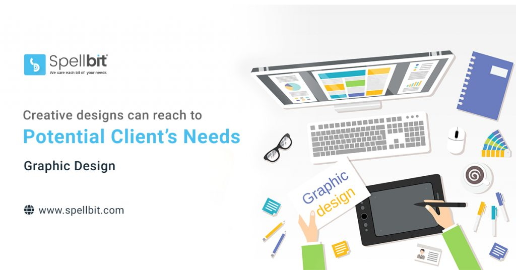 Spellbit Graphic design service