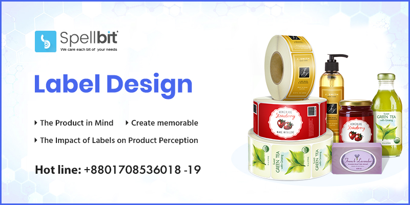 best label design company in bd