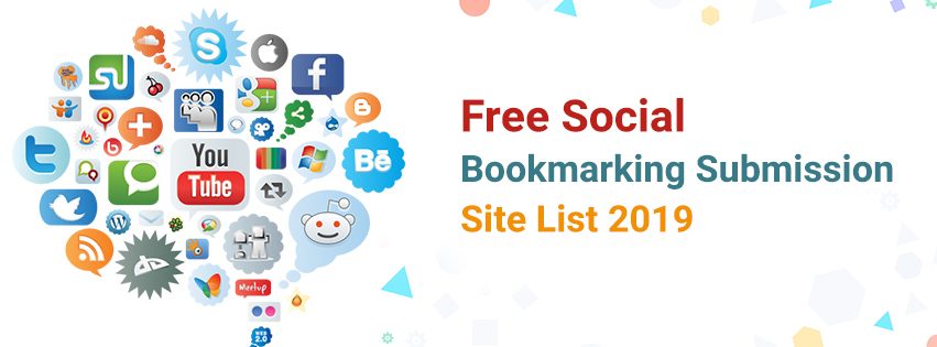 Top 450+ High PR Social Bookmarking Site List-2019