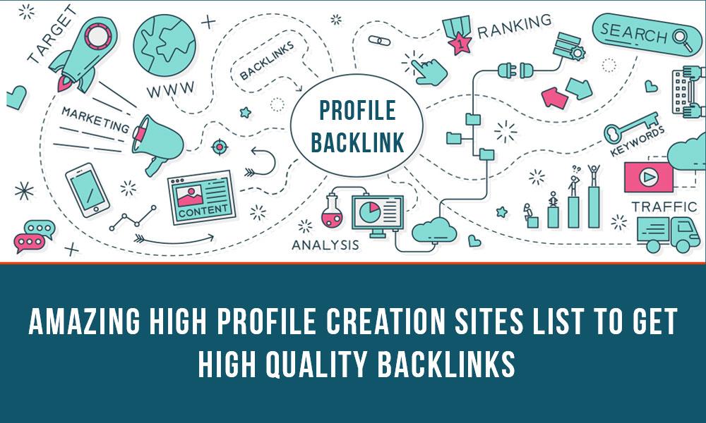 Amazing High Profile Backlinks Sites List – SpellBit® | A Leading IT
